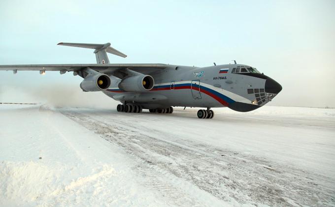 Русские мед. сотрудники, покинувшие Хмеймим, прибыли вНовосибирск