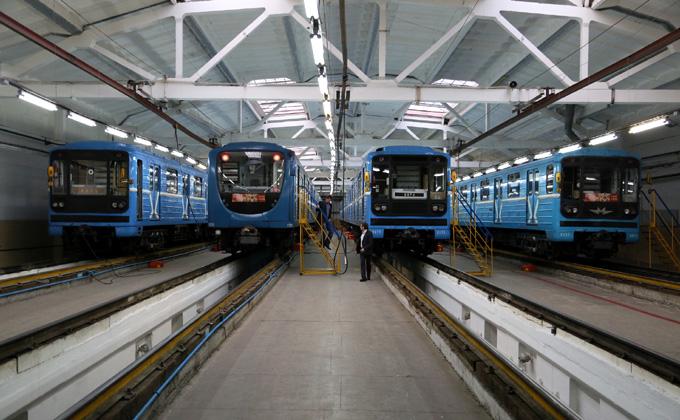 Навыездном собрании обсудили масштабные планы поразвитию метро