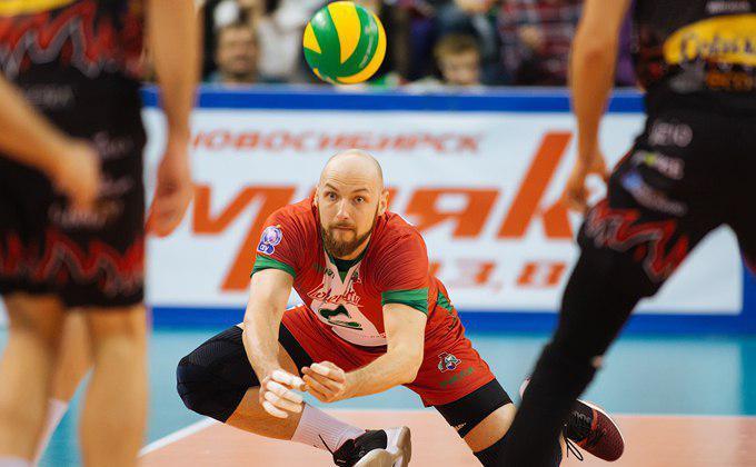 «Локомотив» не смог выйти в«Финал четырех» мужской Лиги чемпионов
