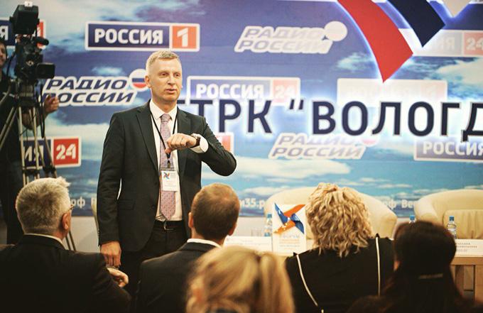 Босс областного телевидения Игорь Павлов возглавил ГТРК «Новосибирск»