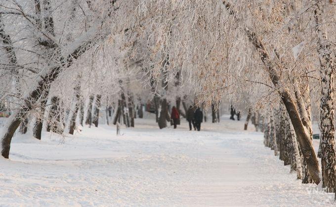 Когда потеплеет в новосибирске 2018