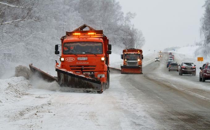 Министр транспорта региона проверил содержание автодорог в праздники