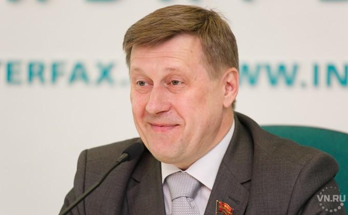 Решение обучастии главы города Новосибирска ввыборах губернатора примут не ранее марта