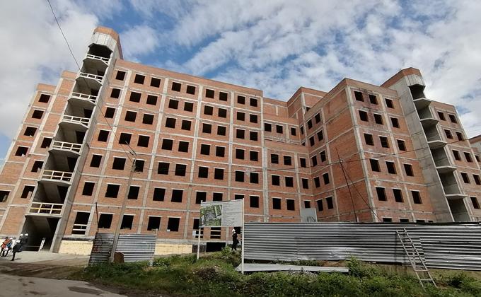 Перинатальный центр в Новосибирске сдадут в 2020 году
