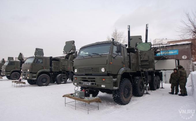 «Панцири-С1» начали дежурство вЗападной Сибири