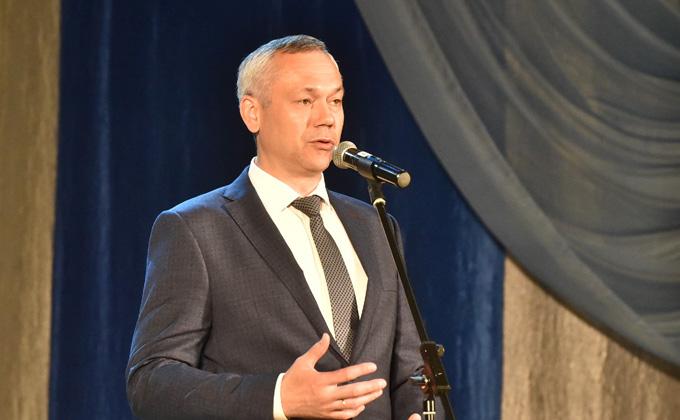 Андрей Травников поднялся в рейтинге влиятельных губернаторов