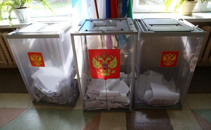 «Единая Россия» победила на выборах в Новосибирской области