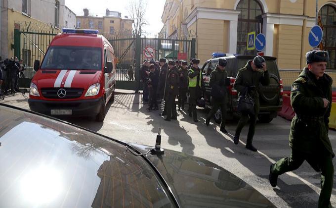 Взрыв в Санкт-Петербурге: возбуждено уголовное дело