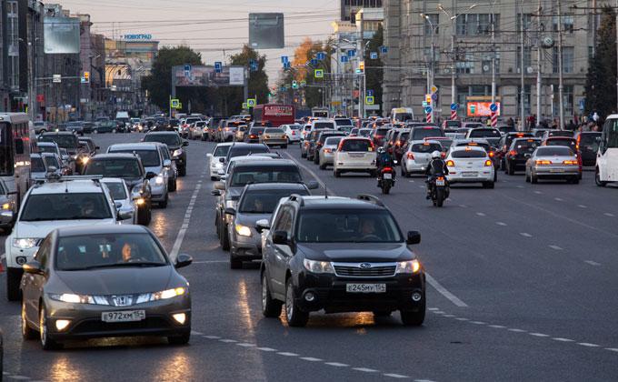 Платные перекрестки предложили ввести в России