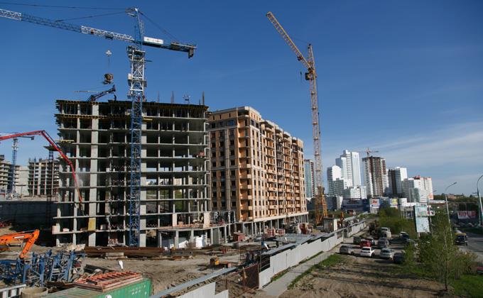 Мало заявок от строителей в банки для работы по-новому
