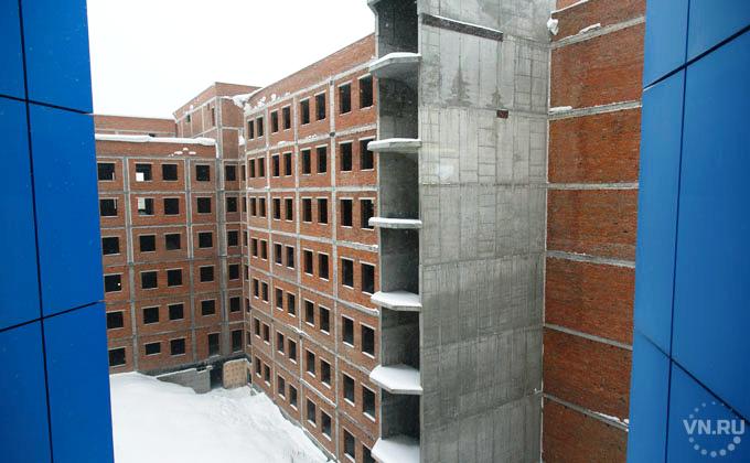 Перинатальный центр достроят вНовосибирске к 2019-ому
