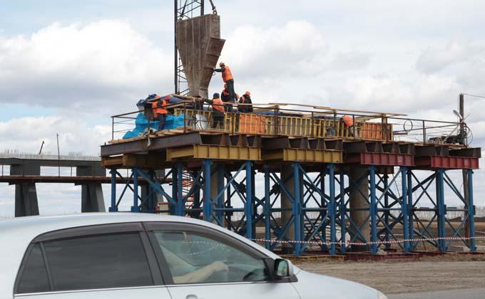 В прокуратуру на пыль от стройки Восточного обхода пожаловались новосибирцы