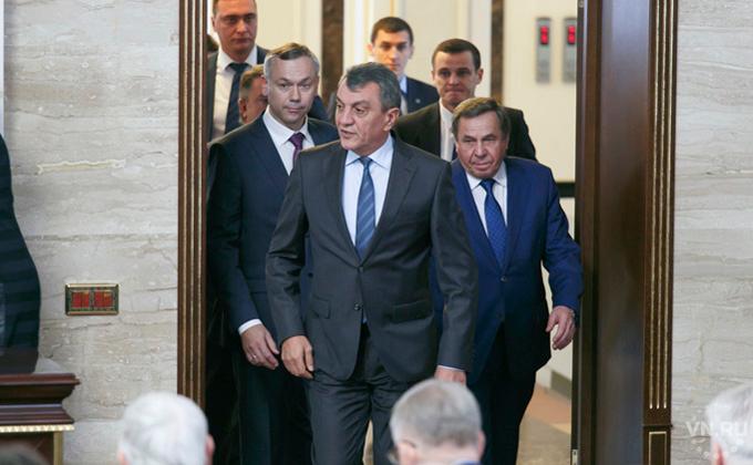 Впланах Андрея Травникова сделать совет экс-губернаторов