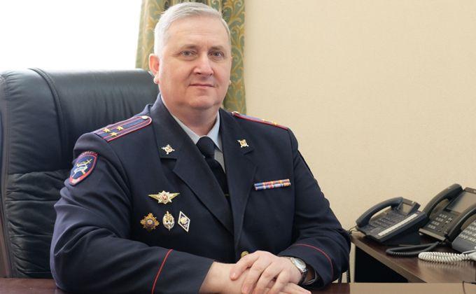 Руководство новосибирского ГУ МВД соболезнует семье главы ГИБДД