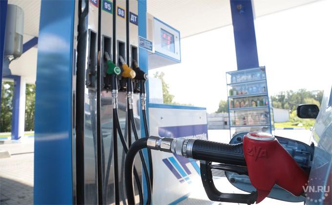Средняя цена литра АИ-95 впервый раз превысила 40 руб.