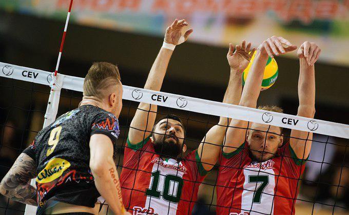 «Локомотив» обыграл «Перуджу», однако невышел в«Финал четырех» ЛЧ