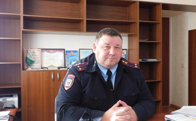 Бывший СОБРовец возглавил полицию Искитима