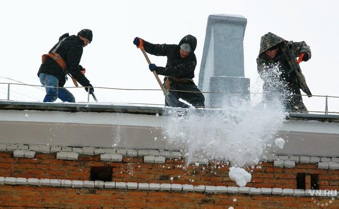 ВНовосибирской области проверят крыши всех зданий после обрушения конного клуба