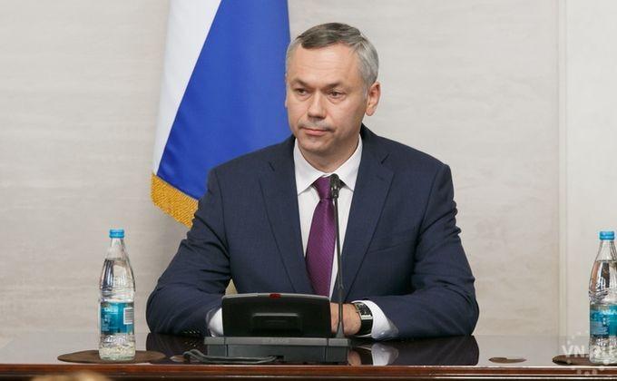 Травников невидит возможности для возвращения Новосибирску части НДФЛ