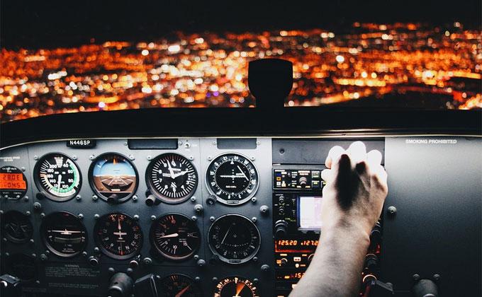 За столкновение самолетов техников оштрафовали на 1000 рублей