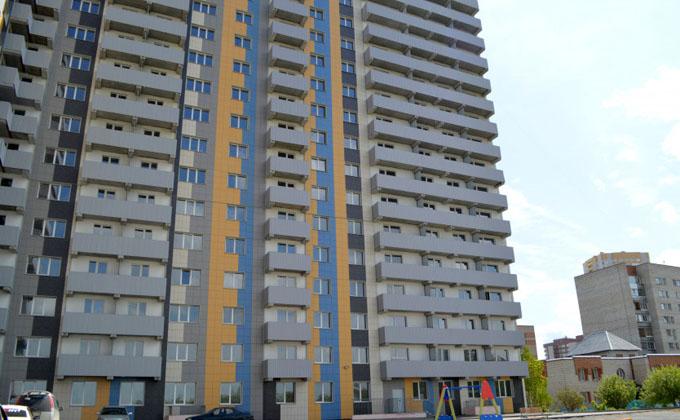 Долгострой на ул. Беловежская введен в эксплуатацию в Новосибирске
