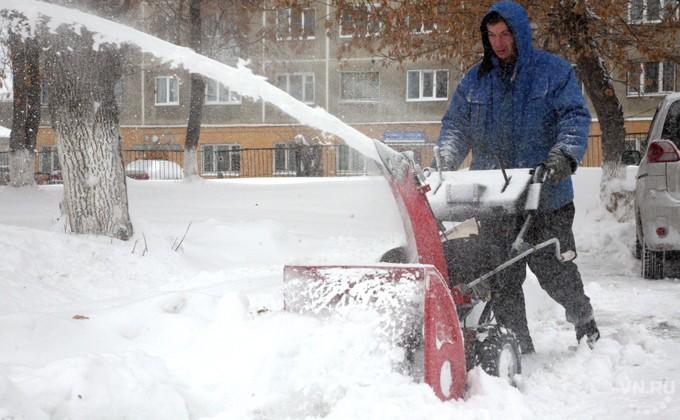 ВНовосибирск идут 30-градусные морозы
