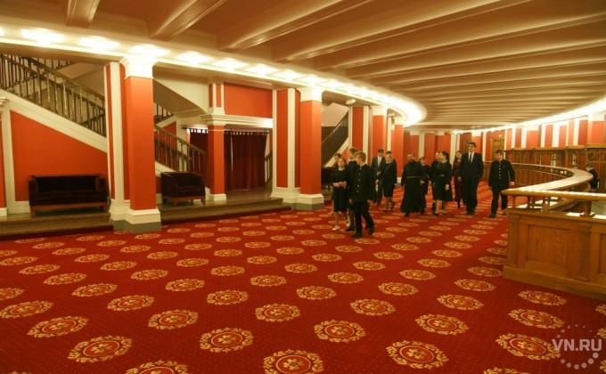 Новосибирский театр оперы ипланирует реконструкцию за76 млн руб.