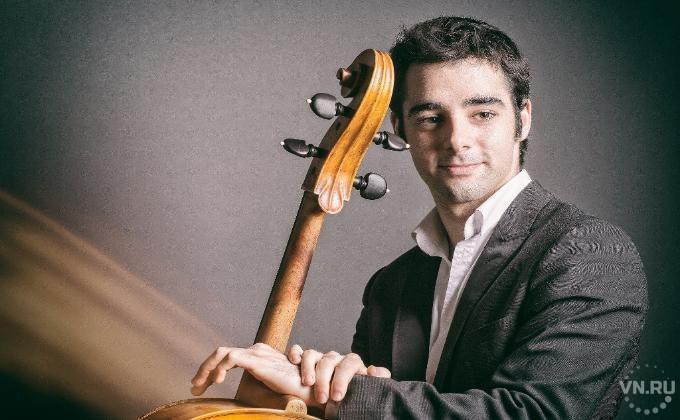 Испанский музыкант сыграет новосибирцам навиолончели работы Страдивари