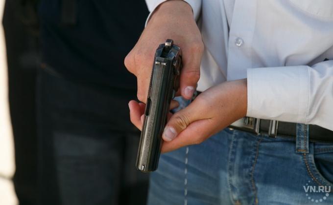 Гражданин Бердска застрелил человека вкафе вКузбассе
