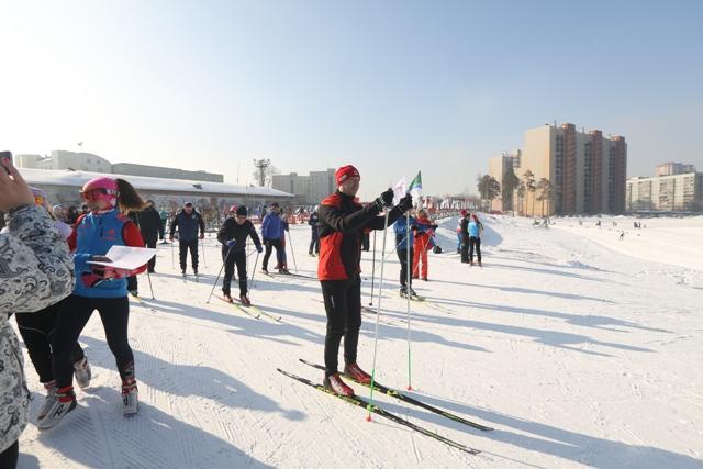 Андрей Травников принял участие в закрытии лыжного сезона