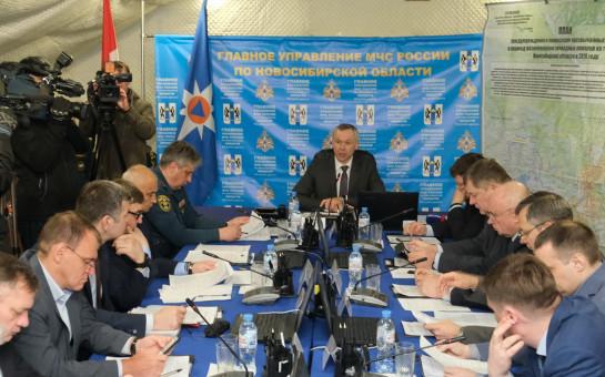 Губернатор Травников: Проблема износа тепловых сетей требует масштабных решений уже в 2019 году