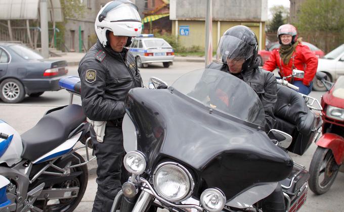 66 роскошных мотоциклов за полгода продано в регионе