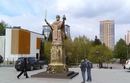 Памятник Николаю Чудотворцу хотят поставить в центре Новосибирска