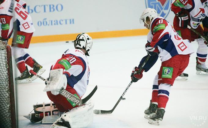 Новосибирск подал заявку намолодёжныйЧМ похоккею