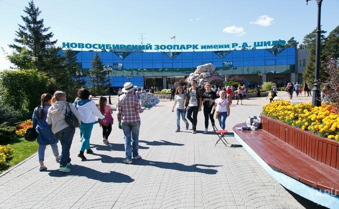 Животных Новосибирского зоопарка начали выселять наулицу