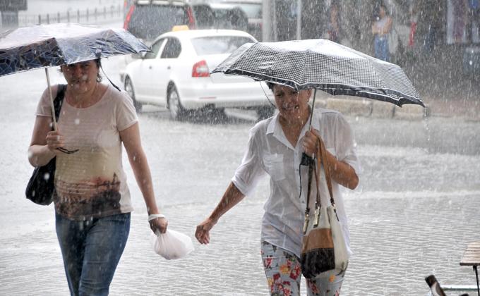 Режим ЧС введен в Новосибирской области из-за дождей