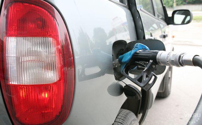 Ссамого начала года бензин вКарелии подорожал практически на4%