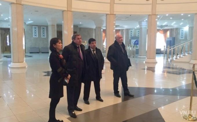 ВНовосибирск придет новый оптово-розничный комплекс