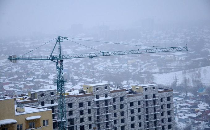Миллион квадратных метров жилья сдали в Новосибирске в 2018 году