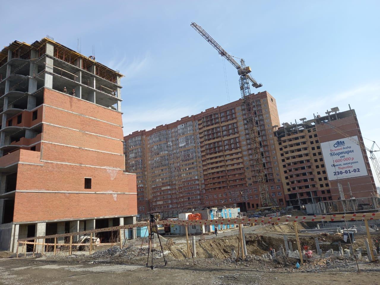 ППК «Фонд»: еще семь проблемных домов достроят в Новосибирской области