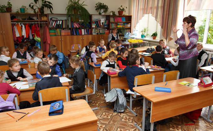 «Единая Россия» предлагает сократить формы отчетности для учителей