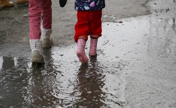 Погода 25-27 апреля в Новосибирске: дожди и снег