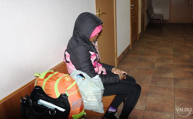 Молодую нигерийку-проститутку Дорис выдворили изНовосибирска