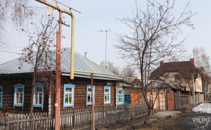 дом городецкого в новосибирске фото