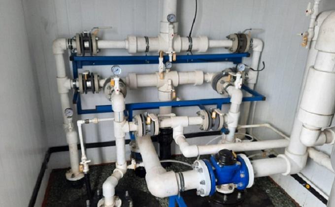 Станции очистки воды появятся в шести районах Новосибирской области