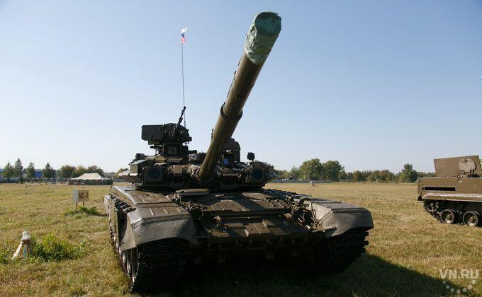 В Российской Федерации начал работу международный военно-технический форум «Армия-2016»