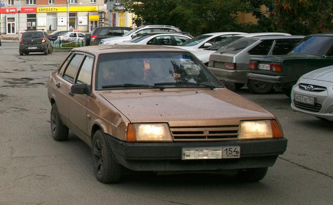 Любители автомобилей с пробегом живут в Новосибирске