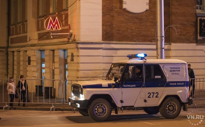 Милиция ворвалась налекцию вНГТУ иувела студента-активиста