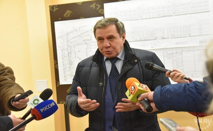 Губернатор Новосибирской области отчитался о собственных доходах за2016 год