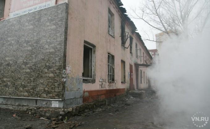 Загоревшийся шкаф устроил переполох втуберкулезной клинике